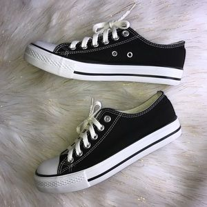 Shoes - Low Top Sneakers.